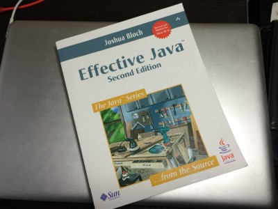 Effective Java (2nd Ed.)